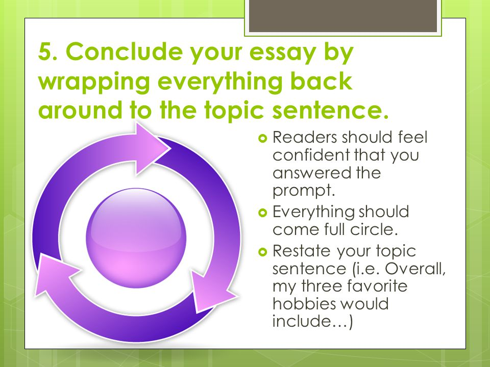 Tips on Writing an Expository Essay