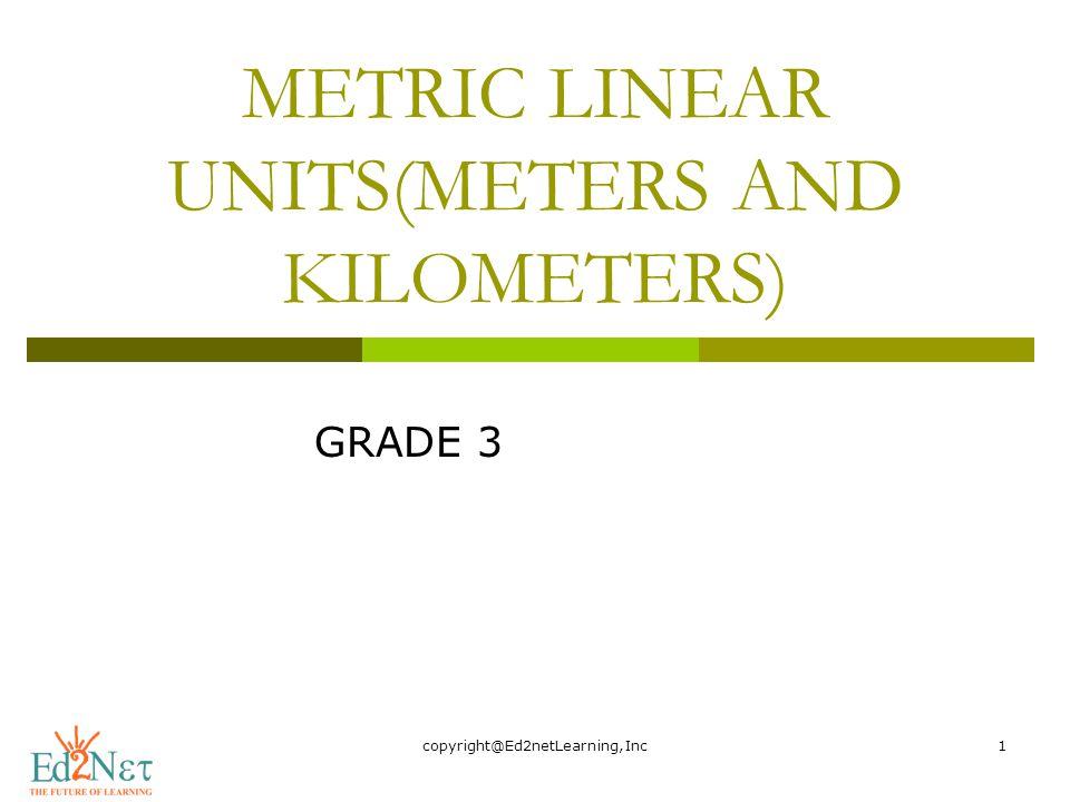 how to change kilometres to metres