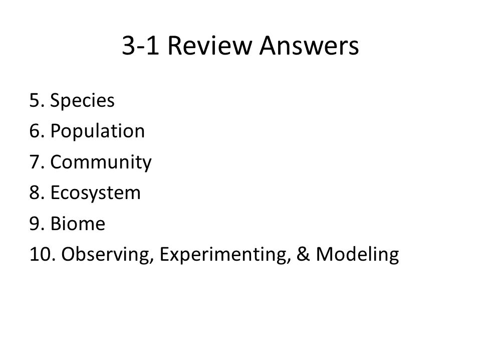 Chapter 54 community ecology worksheet answers