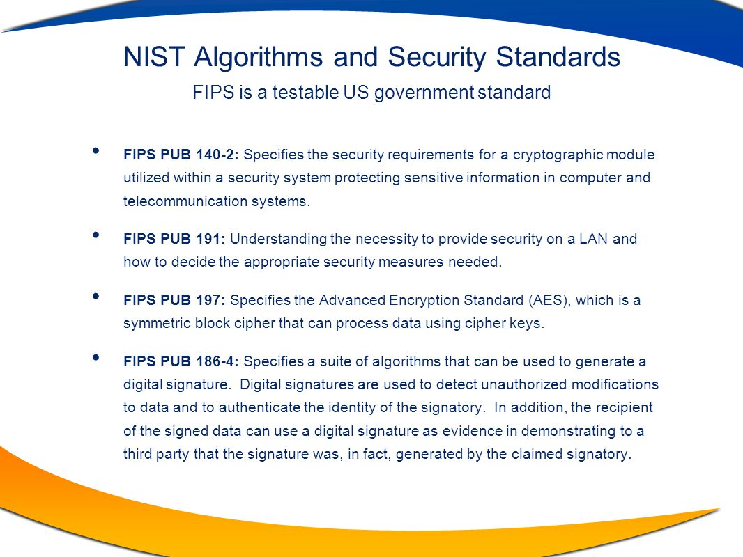Aircraft is a node on the internet ppt video online download nist algorithms and security standards fips is a testable us government standard 1betcityfo Image collections