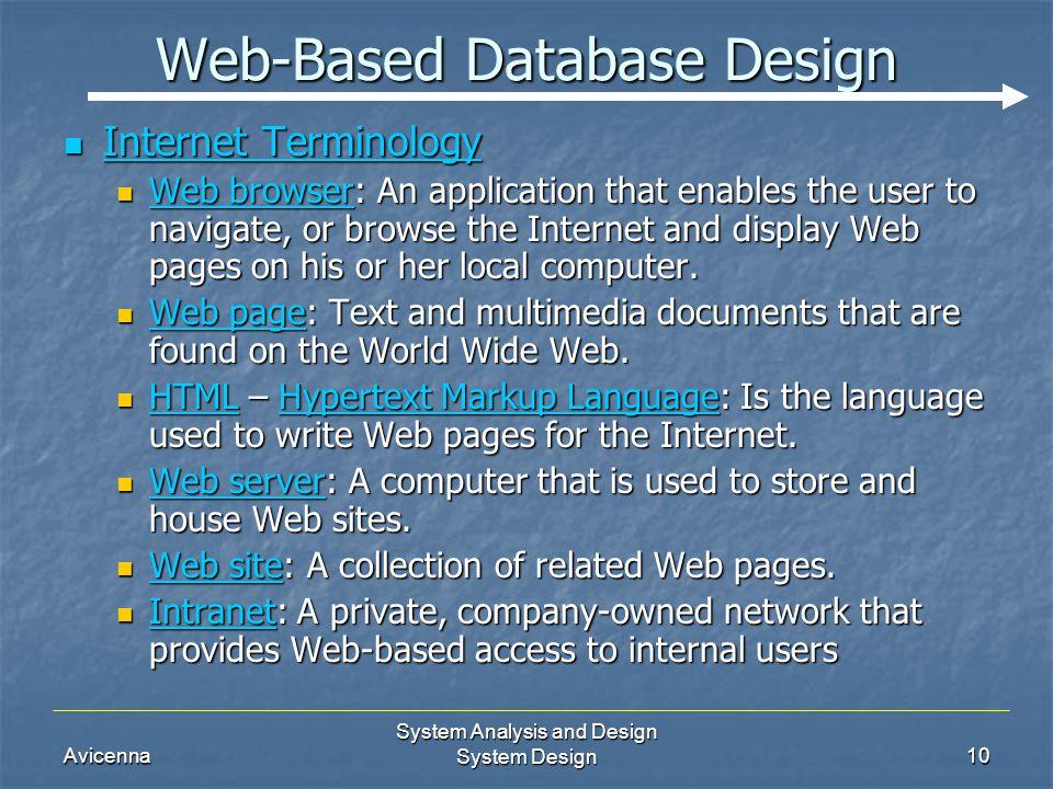 Online dating website database design