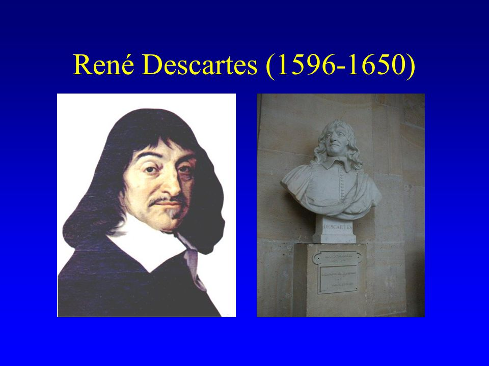 the clear and distinct ideas in the philosophical meditations of rene descartes Introduction to meditations on first philosophy  descartes concept that  we know that which is clear and distinct because it is  rené descartes, 1641.