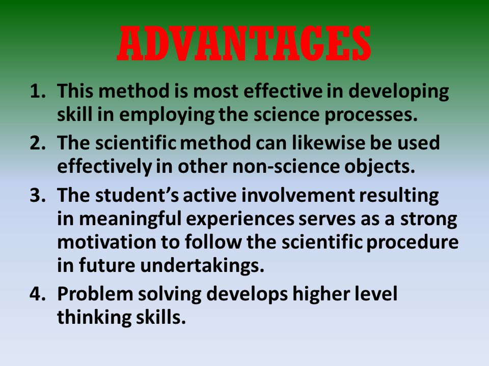 critical thinking and analytical methods