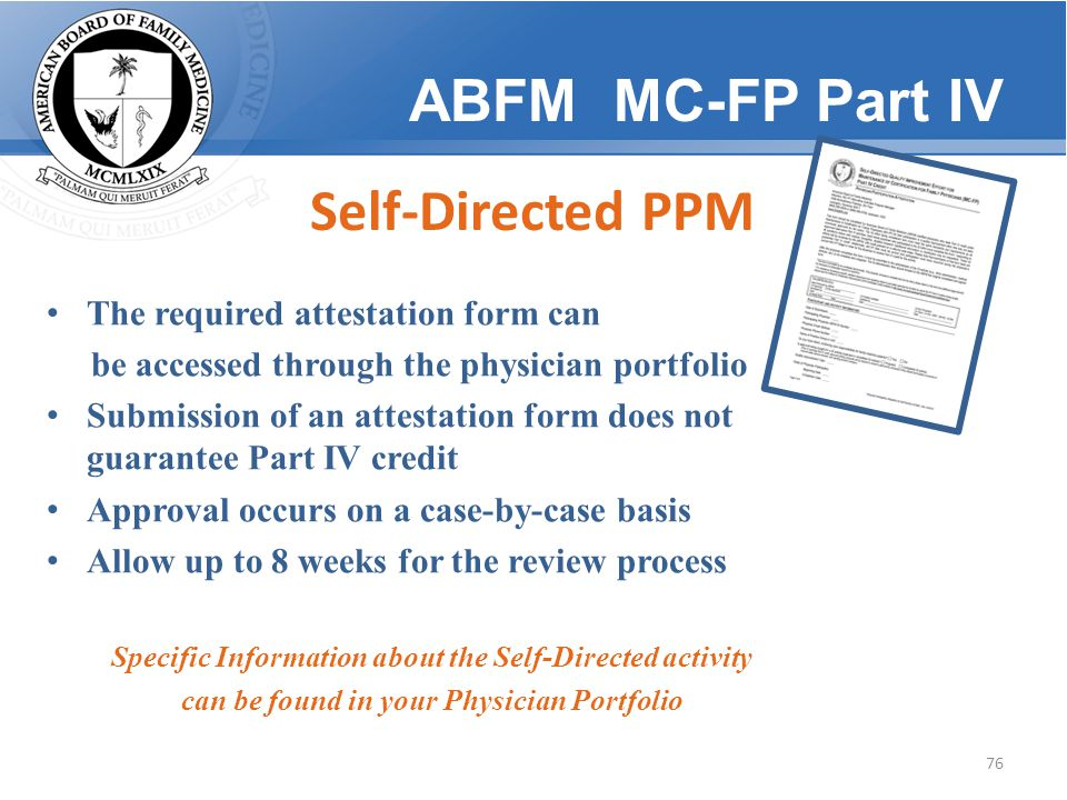 The American Board Of Family Medicine - Ppt Video Online Download