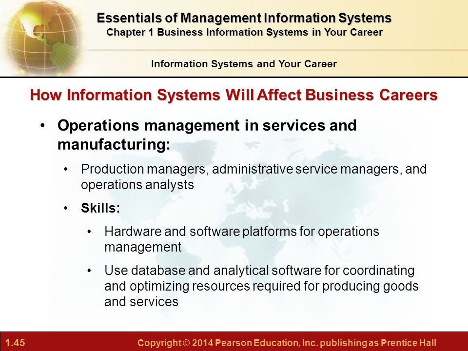 business information system A management information system, the business is bound to make positive progress since time management information systems and business decision making, page 5.
