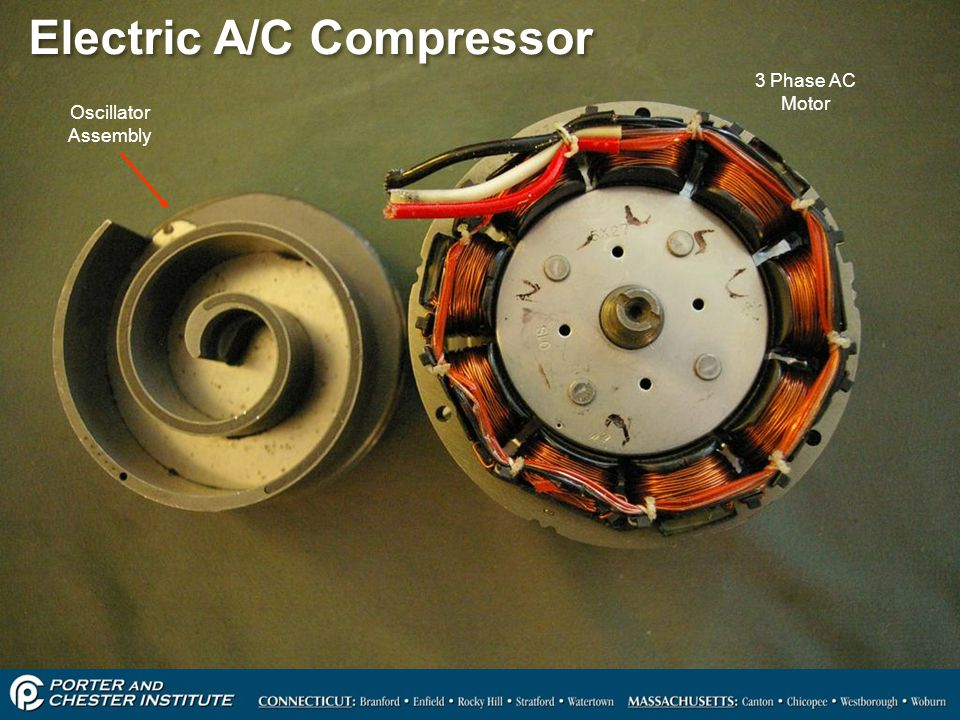 Electric A/C Compressor