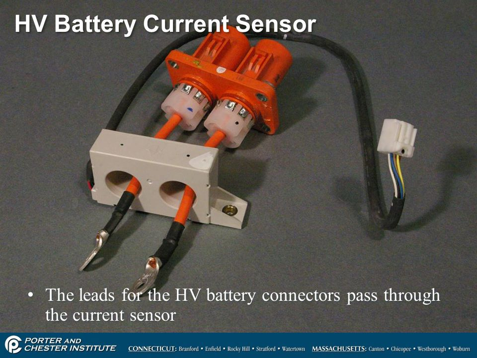 HV Battery Current Sensor