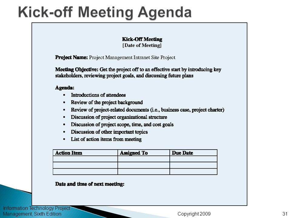 Chapter 3 The Project Management Process Groups A Case
