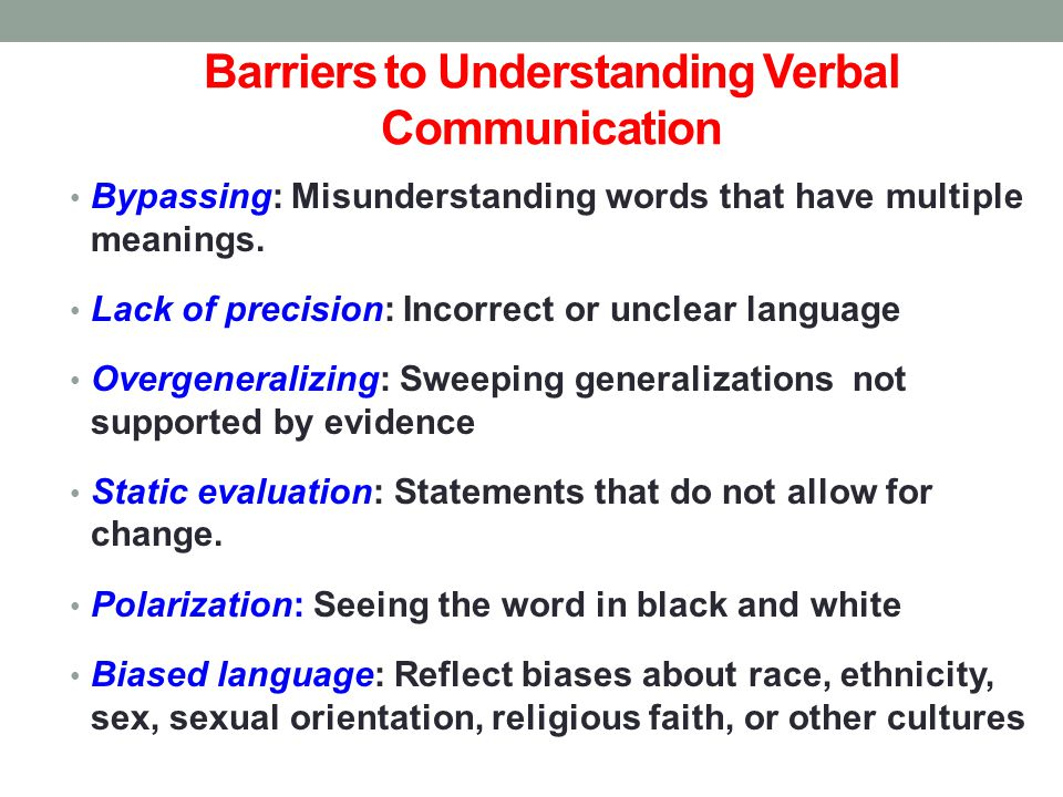 nonverbal communication misunderstanding and conflicts Types of nonverbal communication vary considerably based on culture and country of origin for individuals working in the realm of international business, understanding how to effectively communicate with peers from across the world is a key competency for their professional wheelhouse.