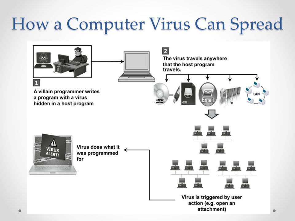 how to create a virus on a computer