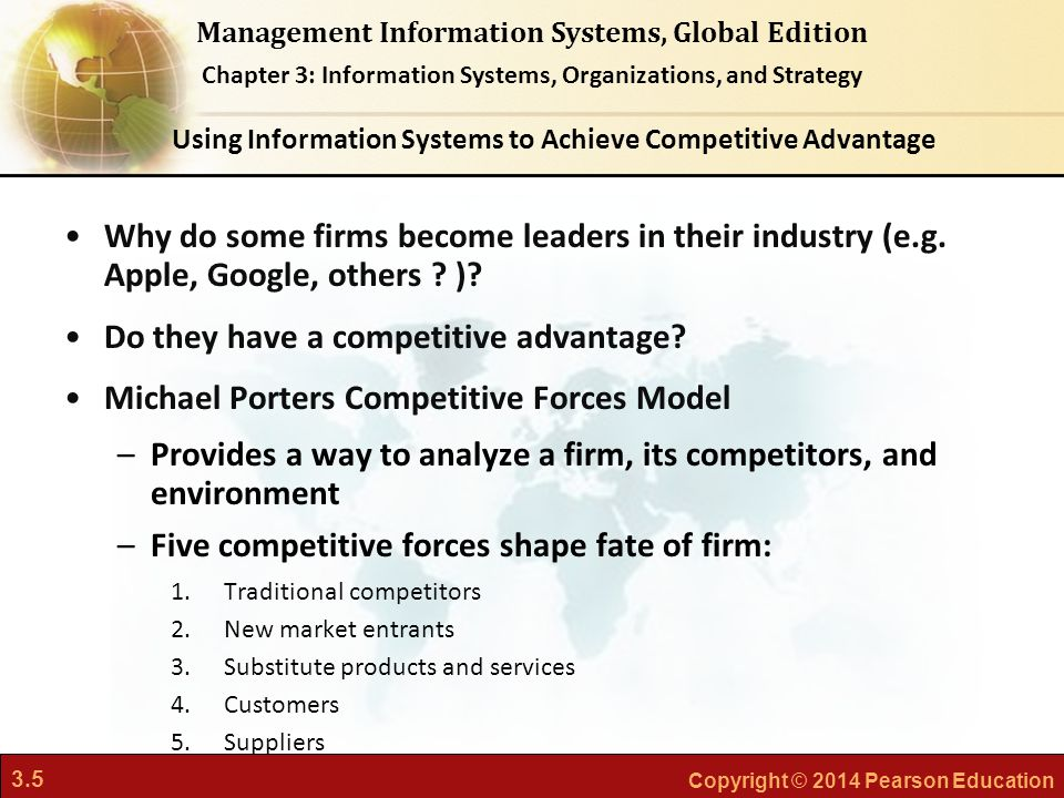 a competitive market report using michael porters five forces model Use porter's five-forces model to do a competitive analysis of the airline industry  using the five forces of competition model  competitive.