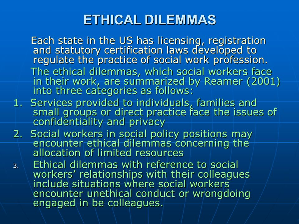 Social Work Ethics: 5 Common Dilemmas and How to Handle Them Responsibly