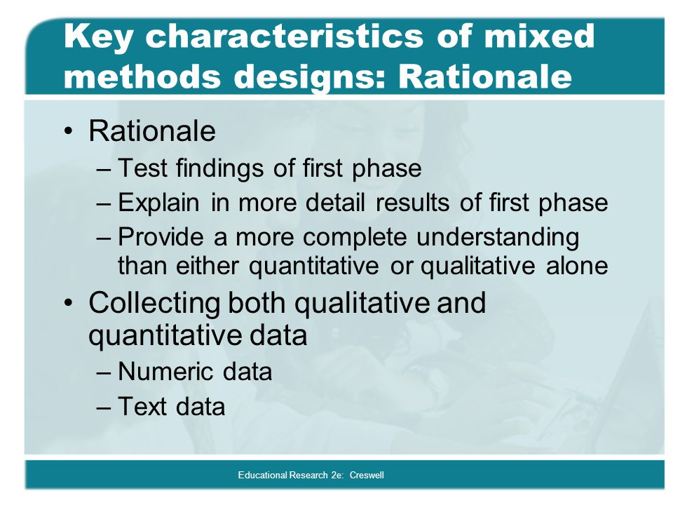 mixed methods start Designing and conducting mixed methods research by john w creswell   start reading a concise introduction to mixed methods research on your kindle  in.