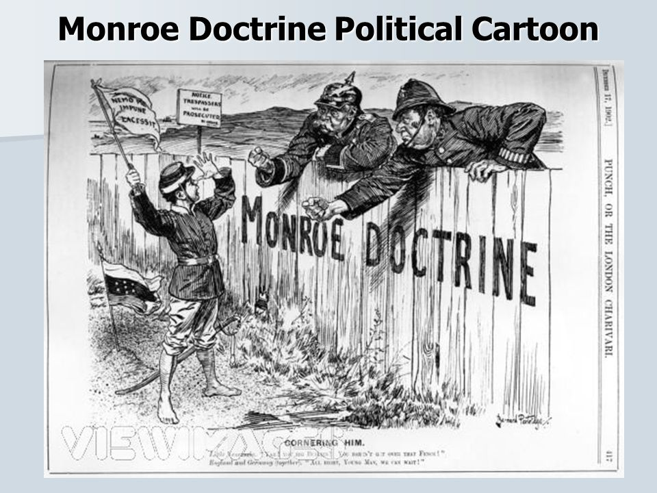 monroe doctrine political animated assignment