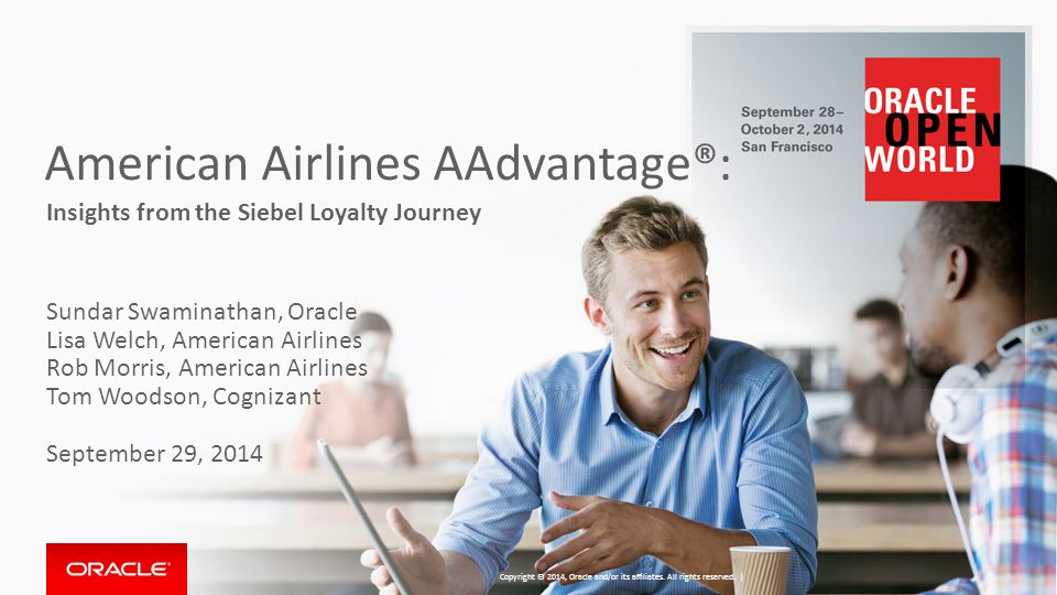 American Airlines AAdvantage®: