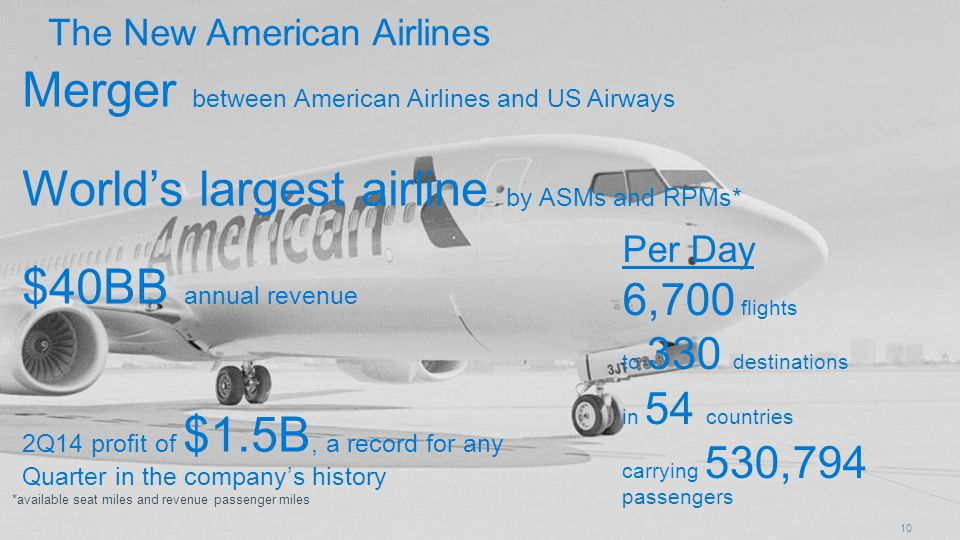 The New American Airlines