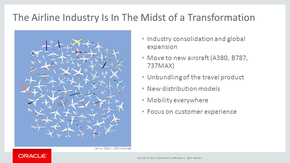 The Airline Industry Is In The Midst of a Transformation