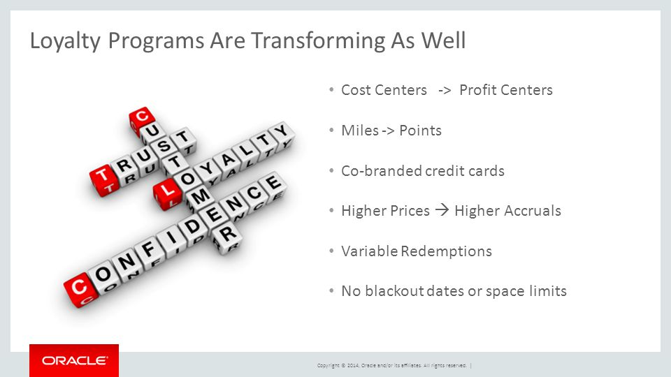 Loyalty Programs Are Transforming As Well