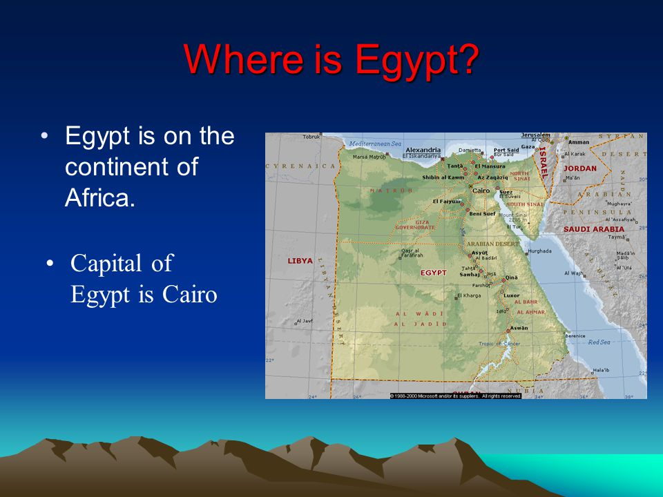 Egypt And The Nile River Valley Ppt Download