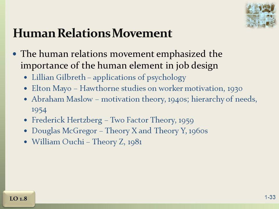 Classical vs Human Relations Approaches to Management Paper