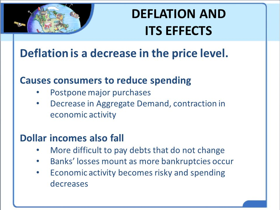 DEFLATION AND ITS EFFECTS