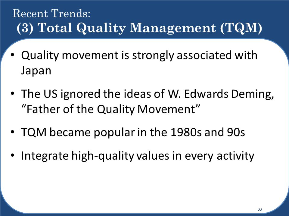 recent trends in management pdf