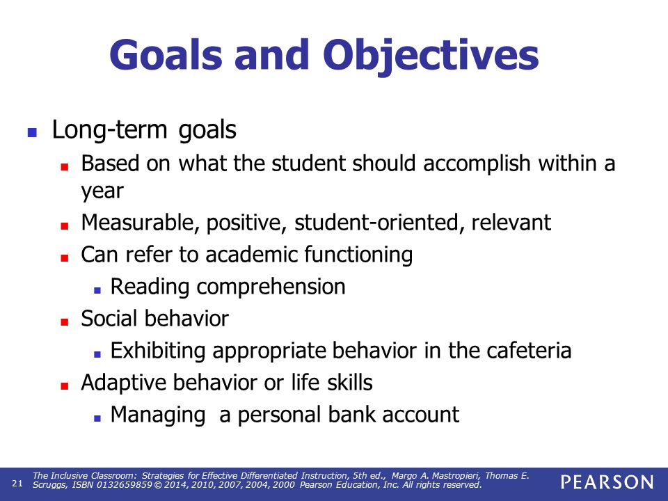 Short Term Objectives : Collaboration partnerships and procedures ppt video