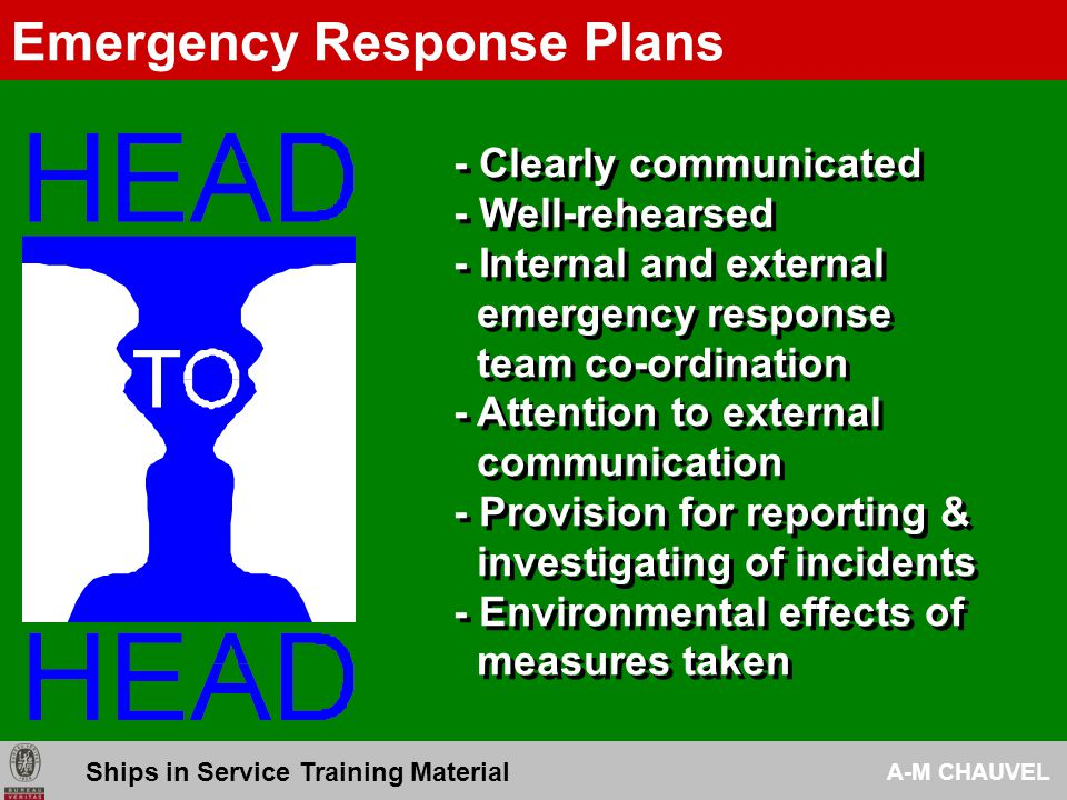 Team communication emergency response team