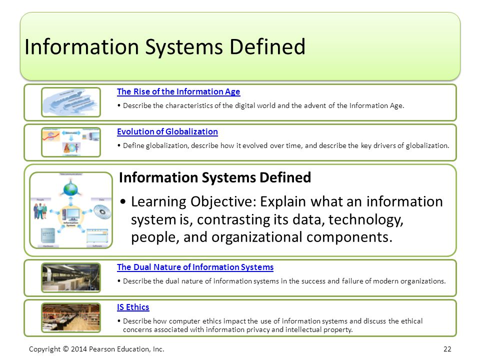 describe the nature of information system Download free ebooks at bookbooncom 2 elizabeth hardcastle business information systems this chapter provides a discussion of the nature of information and systems 11 defining data and hardware describes the physical components of a computer system which can be categorised as input devices, a central.