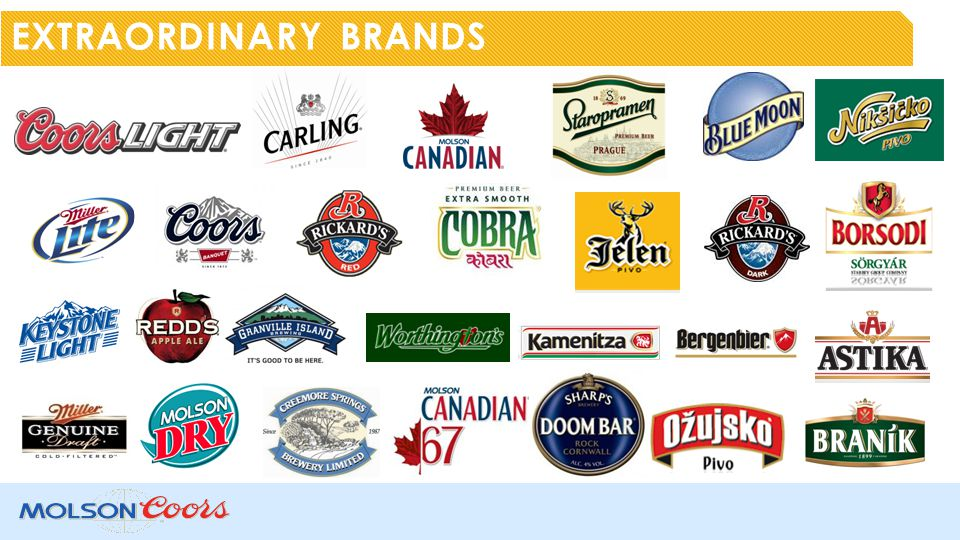 molson coors brewing company s corporate social The molson coors brewing company published its annual sustainability  we  are proud to join an elite group of nearly 430 companies in the world to  senior  director of corporate responsibility, who spoke to me via email.
