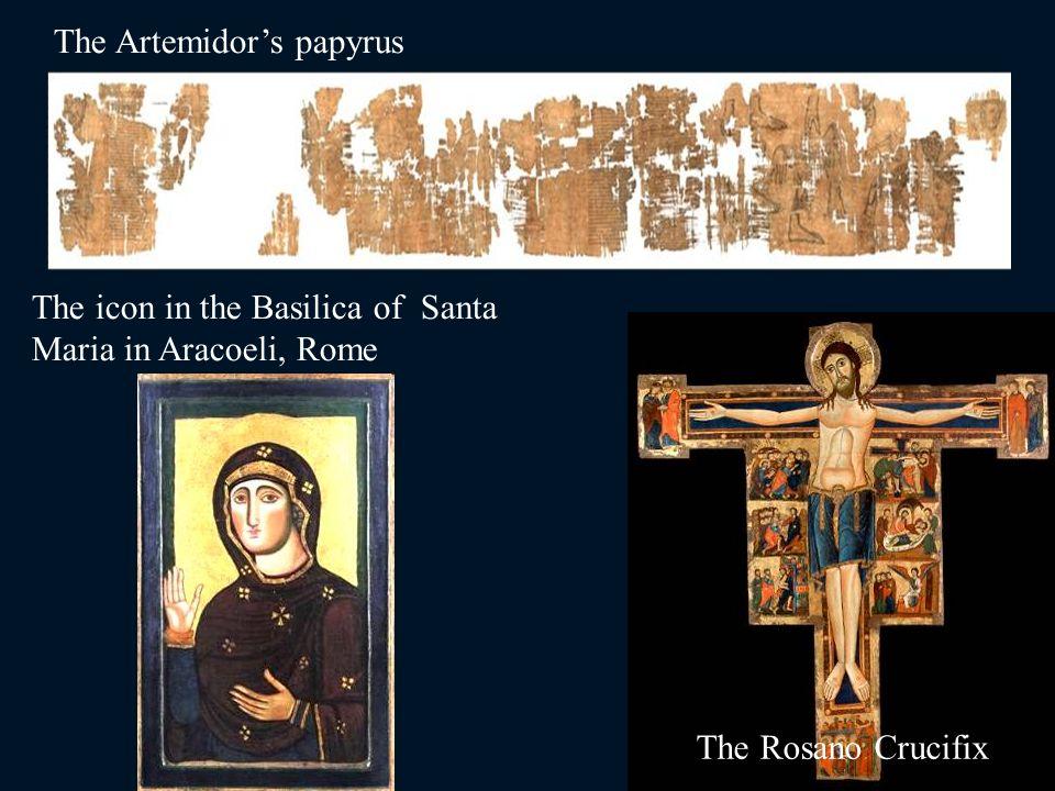 The Artemidor's papyrus
