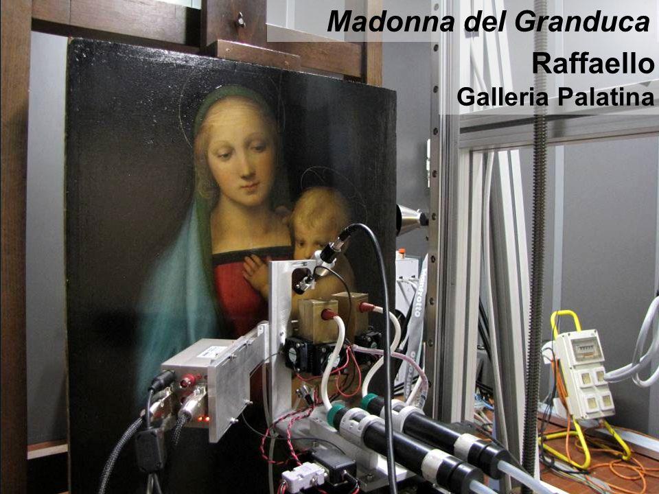 Madonna del Granduca Raffaello Galleria Palatina