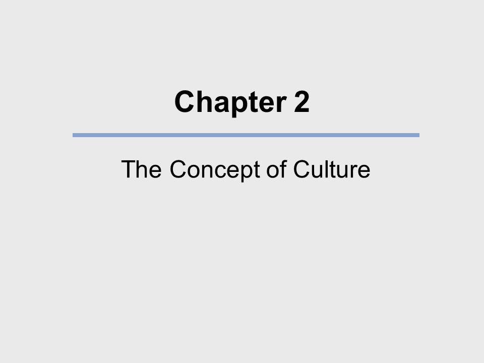 concept of culture Organizational culture organizational culture can be viewed as an important concept in organizational psychology and social psychology it is important to.