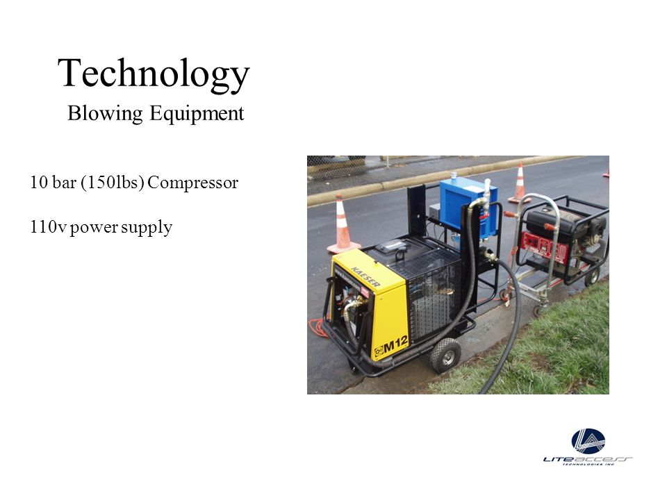 Technology Blowing Equipment