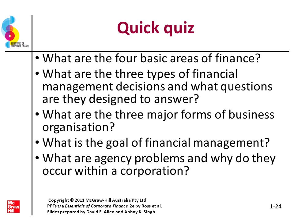 types of financial management decisions Chapter 3: budgeting, financial accounting for local  the variety of policy decisions into financial  part of the sound financial management of any.