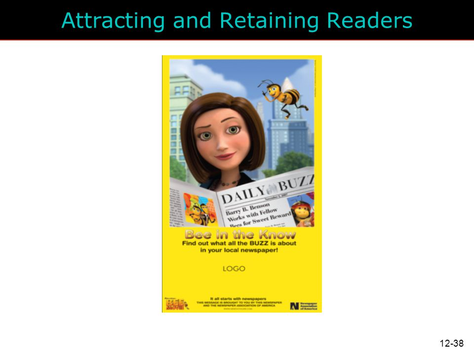 Attracting and Retaining Readers