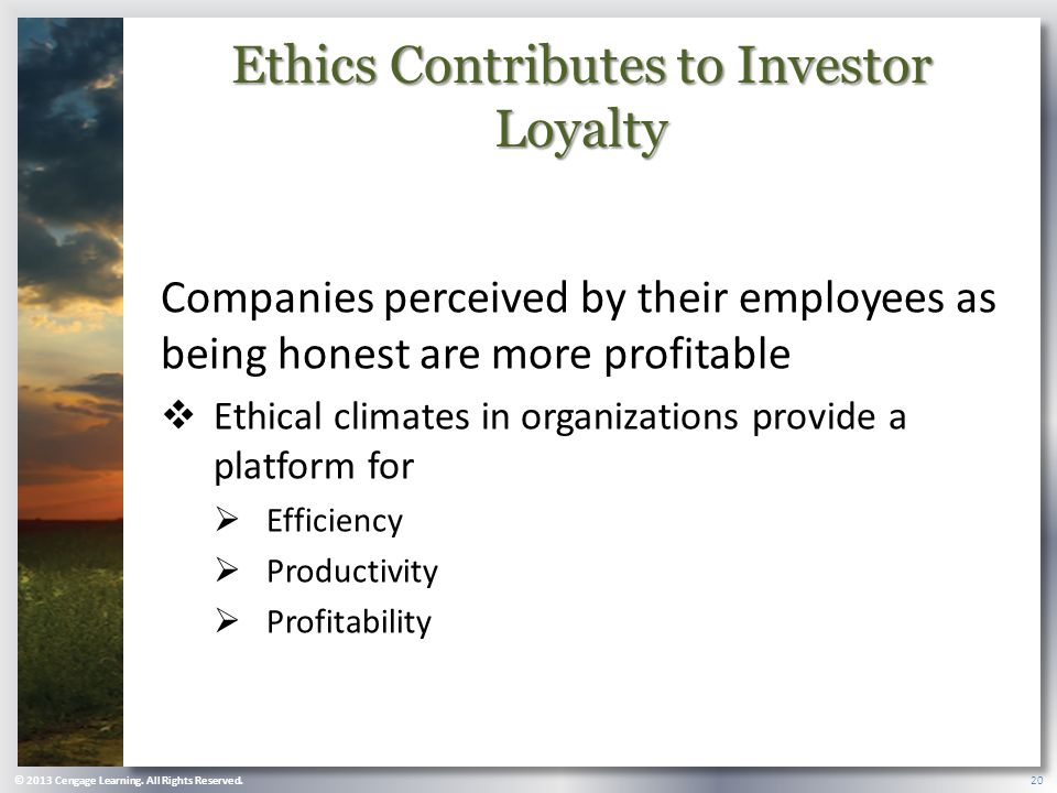 ethics and customer loyalty Intel's biggest problems to fix: ethics, loyalty, priorities rob enderle   unfiltered opinion  damaging the partners' customer relationships, and the second .