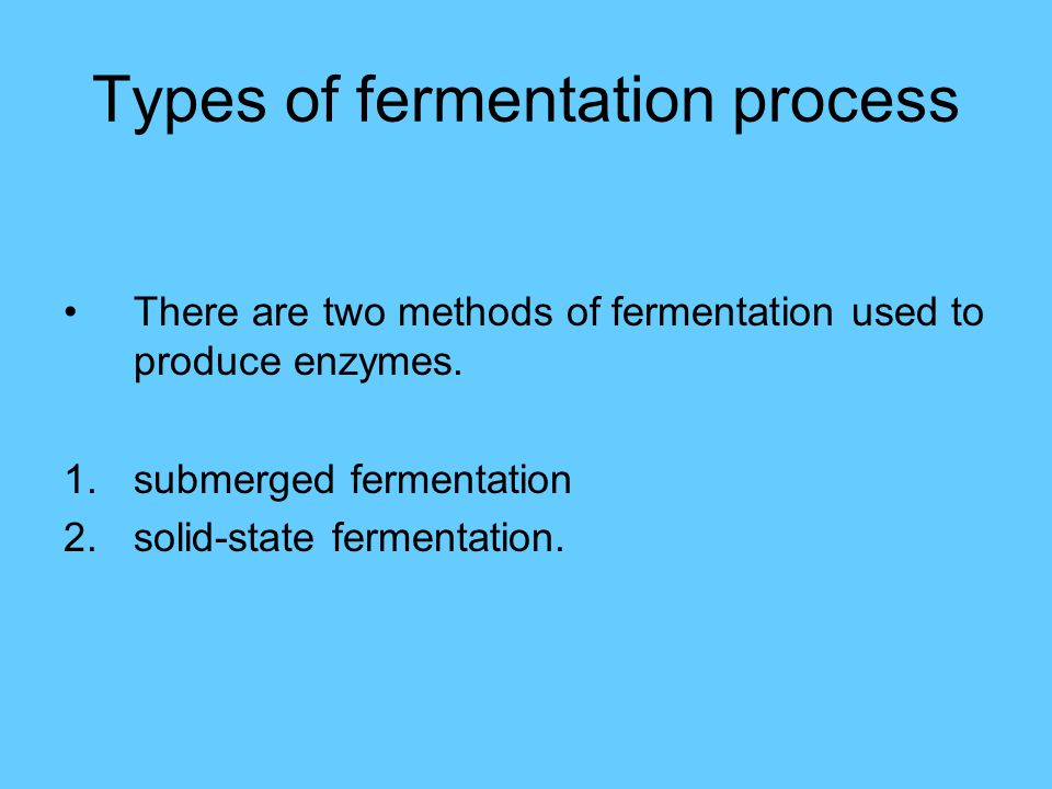 submerged and solid state fermentation While the activity of α-amylase produced in solid-state fermentation was maximized at 70 °c and ph 4, the activity of α-amylase produced in a submerged fermentation system was highest at 60 °c and ph 338.
