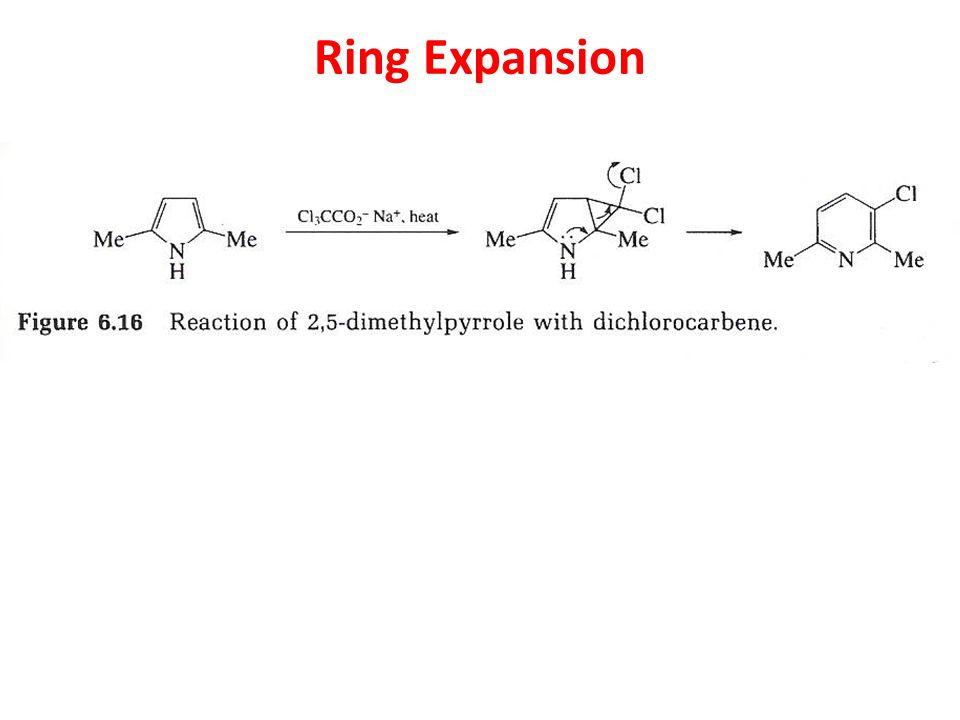Heterocyclic Ring With Nitrogen