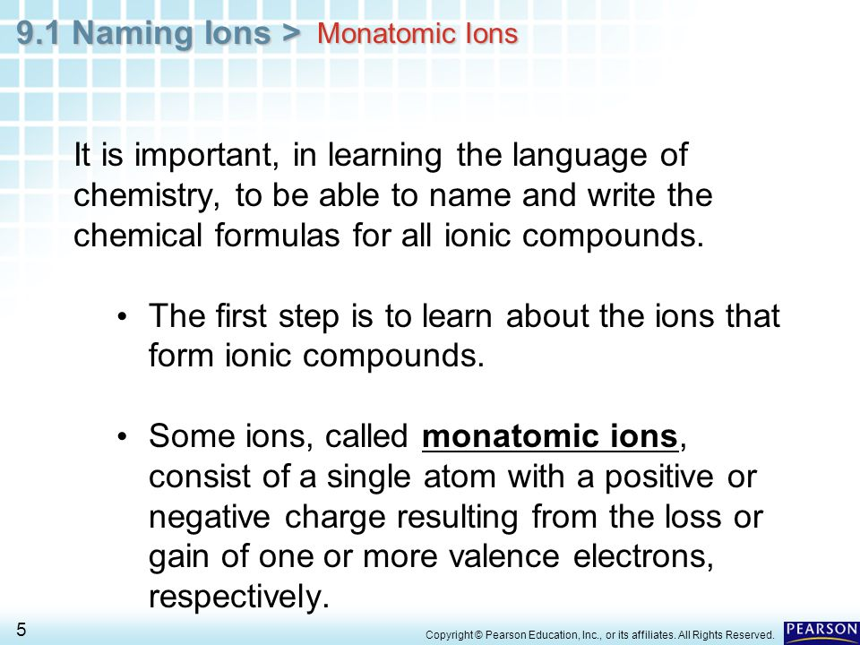 Ions and Ionic Compounds – Introductory Chemistry – 1st ...