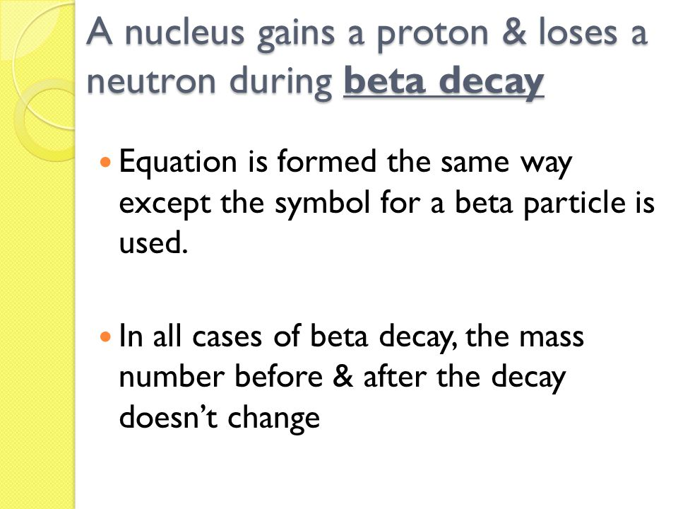 Chapter 7 Nuclear Changes Ppt Video Online Download