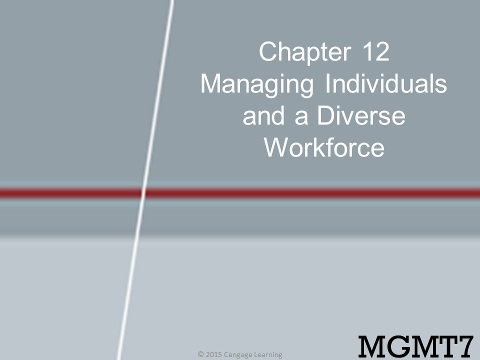 managing a diverse workforce Managing a culturally diverse workforce: diversity perspectives in organizations should differ in their management of a diverse workforce depending on their.