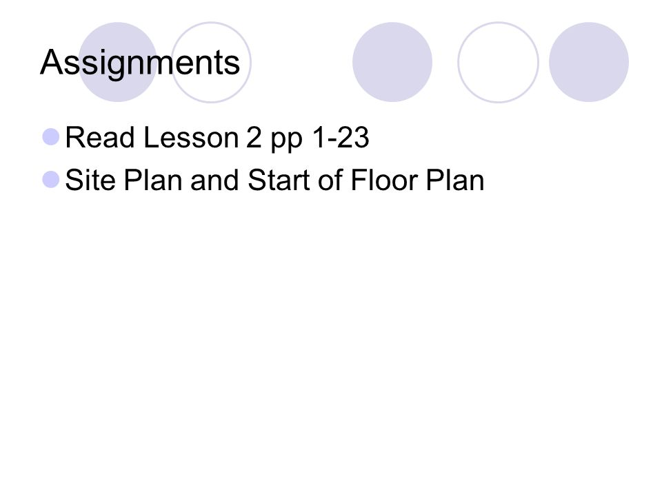 Construction documents ppt video online download for How to read construction site plans