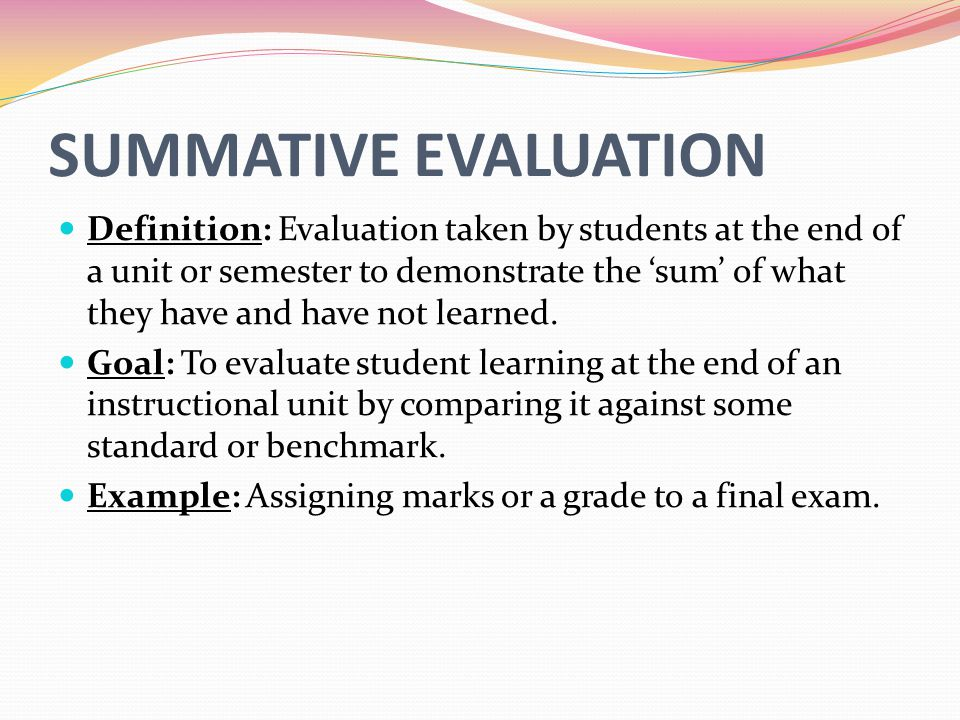 New Evaluation Scheme Stds I To Viii Elementary Level W E