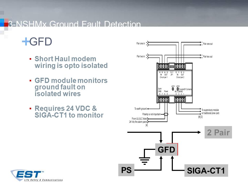 3 NSHMx+Ground+Fault+Detection est3 network communications ppt video online download siga-sb wiring diagram at bayanpartner.co