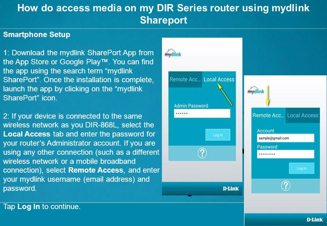 DIR-868L FAQ's Wireless AC1750 Dual-Band Gigabit Cloud ...