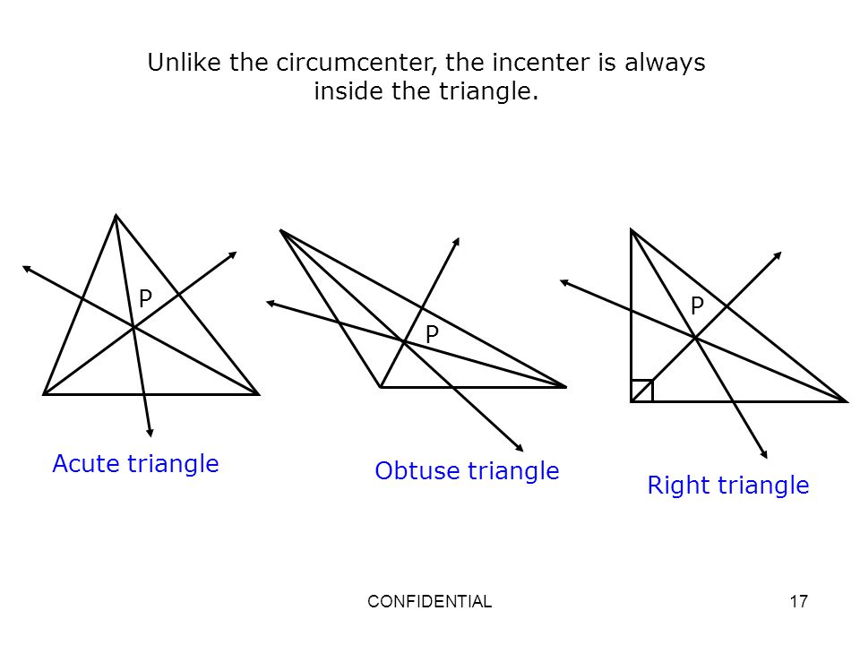 geometry bisector of triangles confidential ppt video
