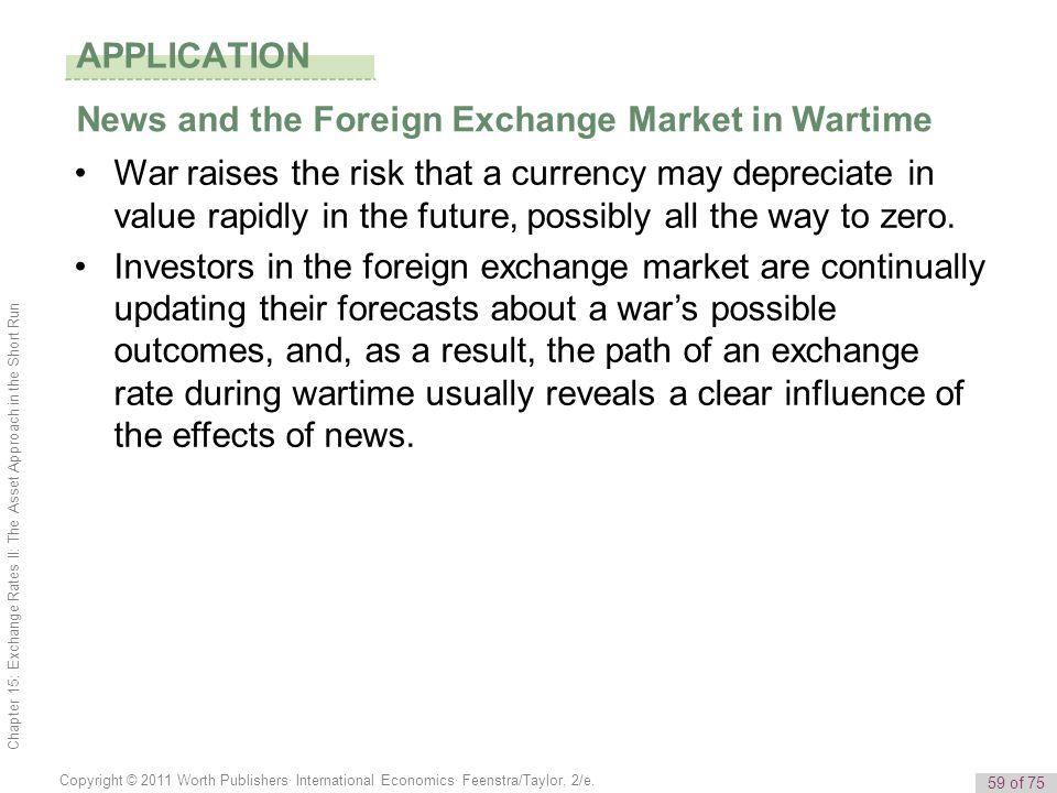 Foreign exchange market news