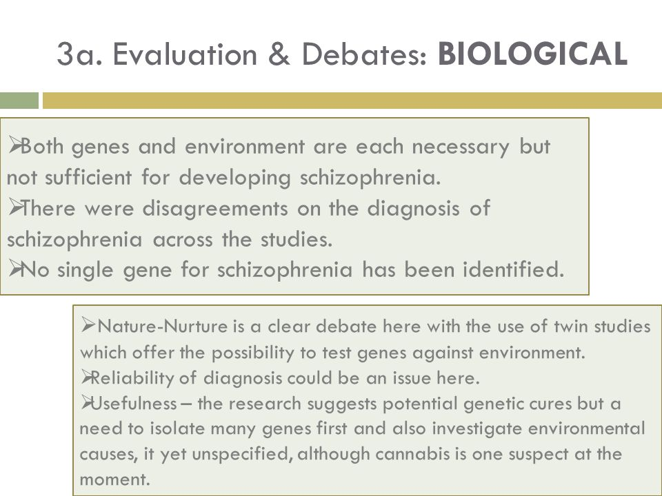 evaluation of nature nurture debate Can someone help me do a evaluation of the nature nurture debate  either based on nature, which is genetics, or nurture, based on the way a person is .