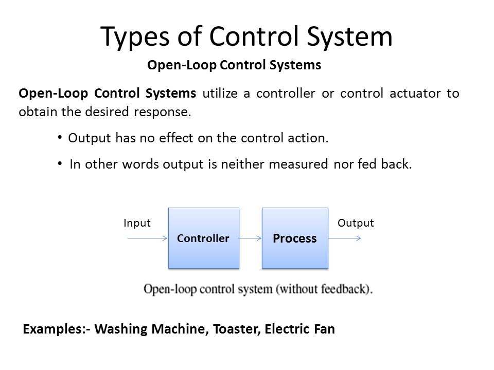 Types Of Toasters ~ Advanced control systems acs ppt video online download